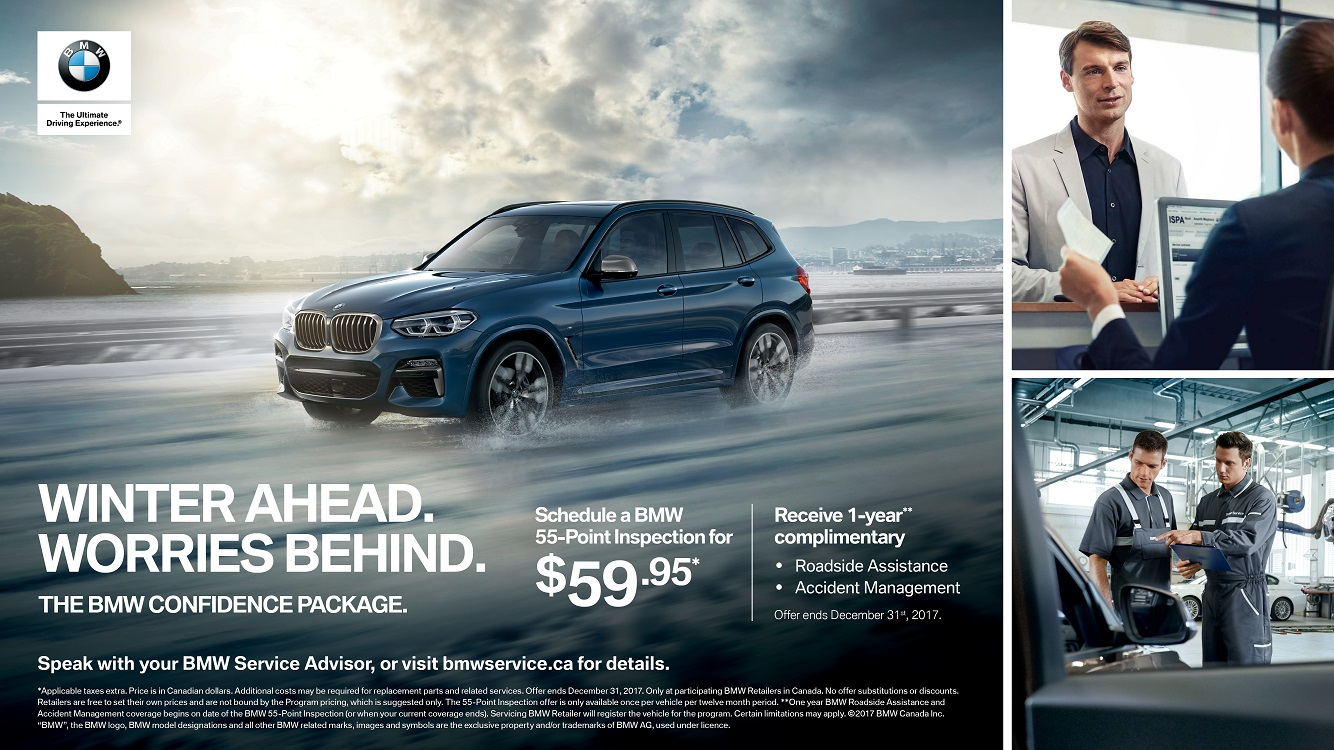 Auto Repair Specials Thornhill Bmw Autohaus Bmw