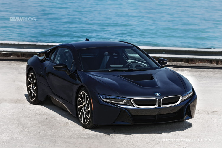 Top Gear Races Bmw I8 Vs M4 Bmw Autohaus
