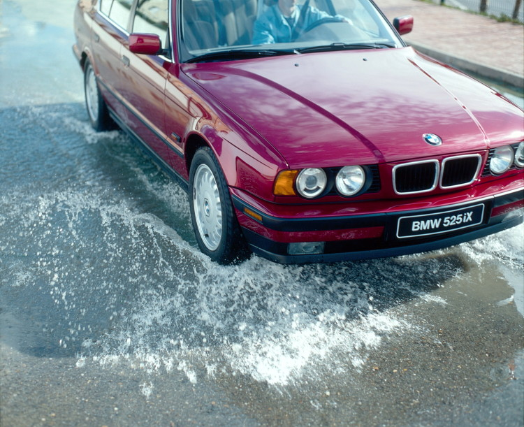 30 years BMW xDrive 59 750x611 30 Years Of BMW All Wheel Drive System
