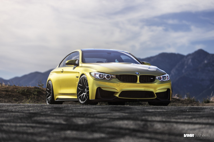 Austin-Yellow-BMW-F82-M4-On-VMR-V710-Wheels-In-Matte-Black-1-750x500