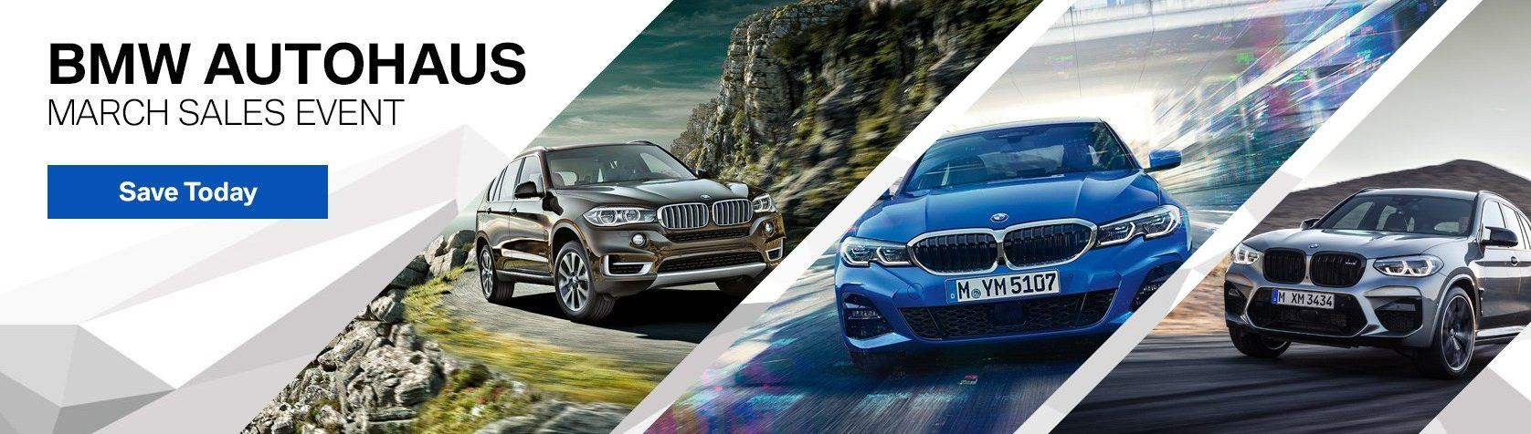 Save During The BMW Autohaus Spring Sales Event in Thornhill, Ontario