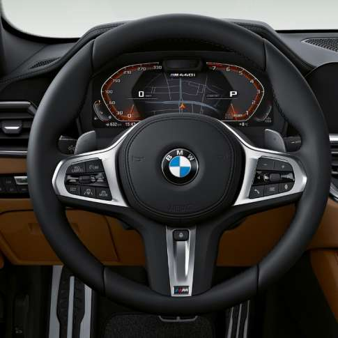 Interior Design of the BMW 4 Series Coupe