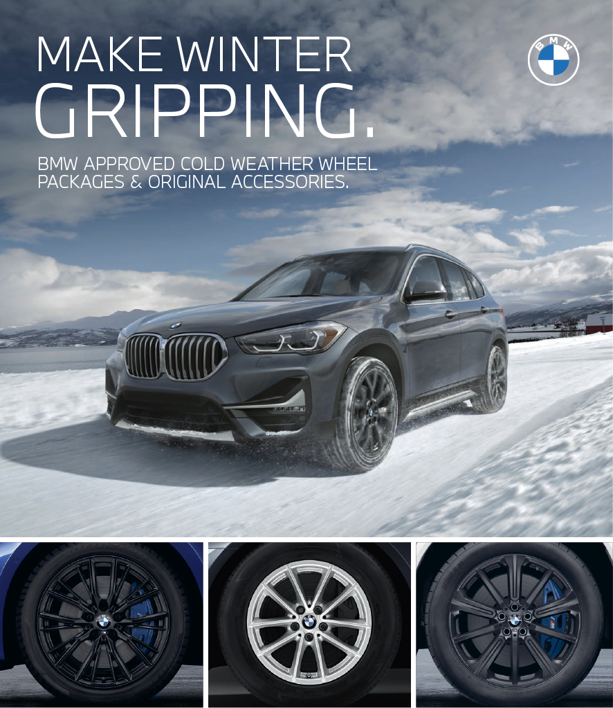 Cold Weather Tire Packages