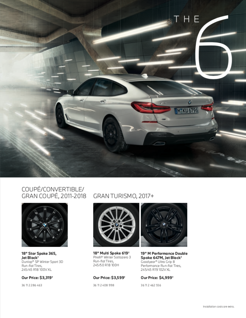 The 6 Series