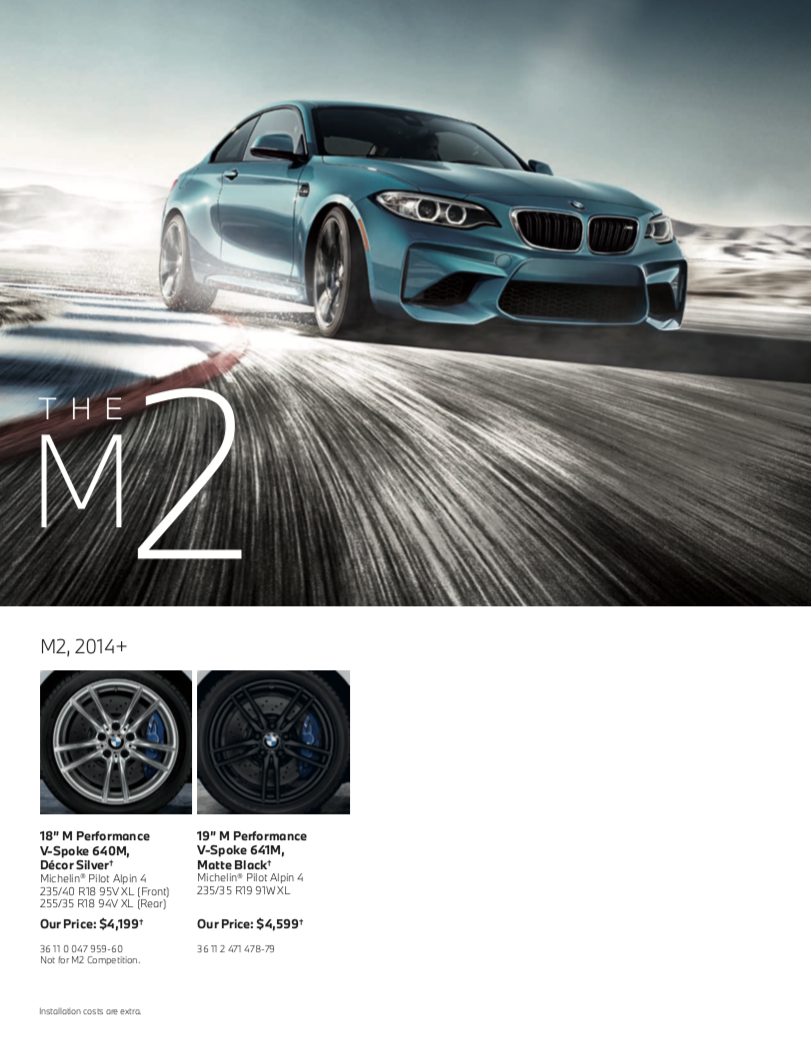 The M2