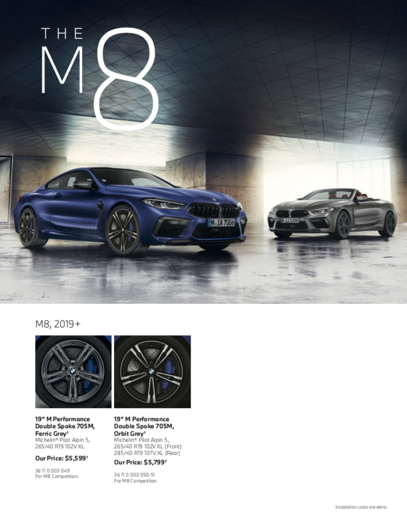 The M8 Series