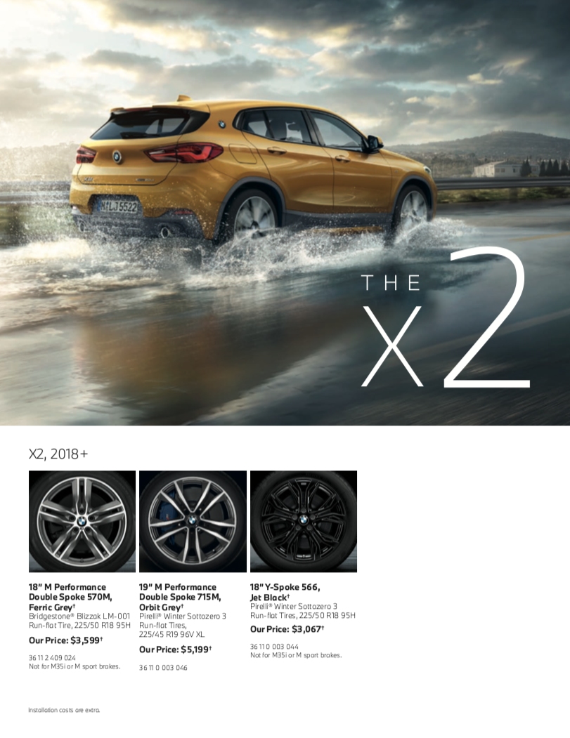 The X2 Series