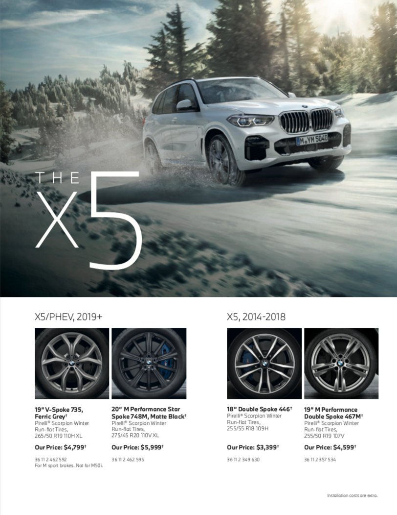The X5 Series