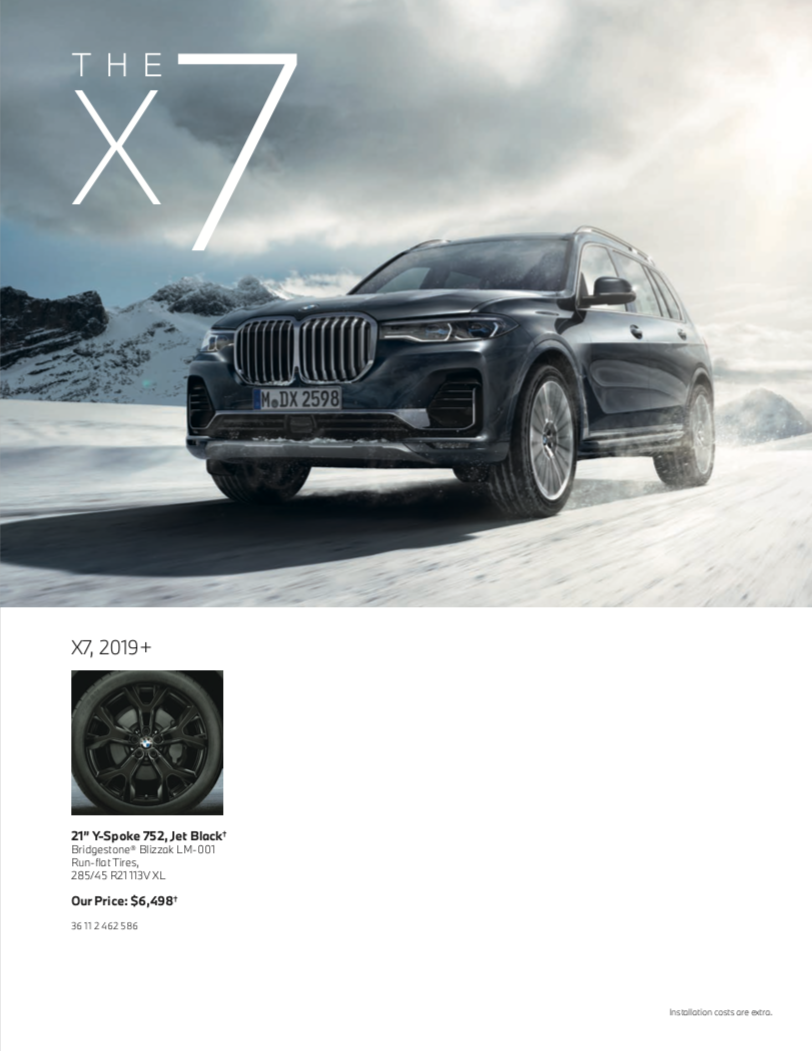 The X7 Series