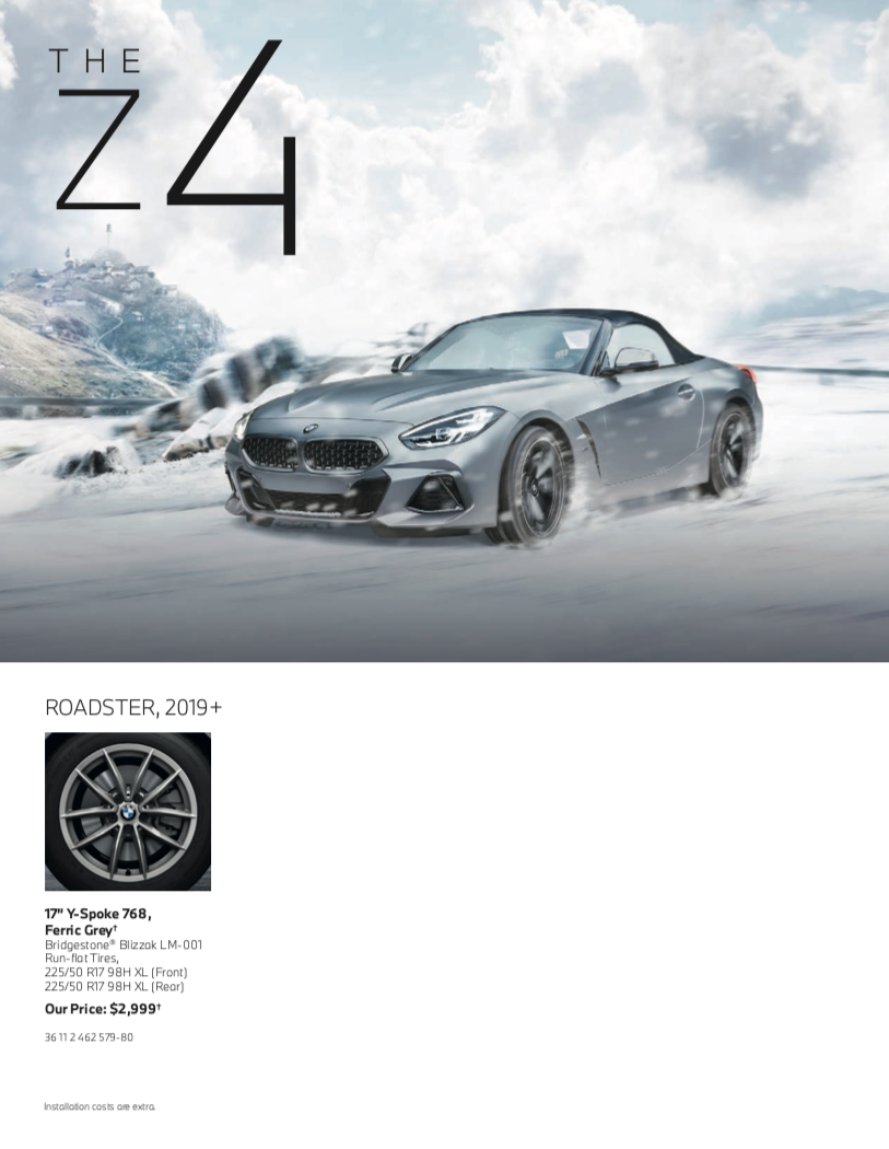 The Z4 Series